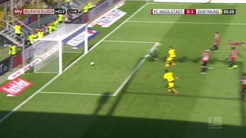 Ginter goal – Ingolstadt v BVB 6