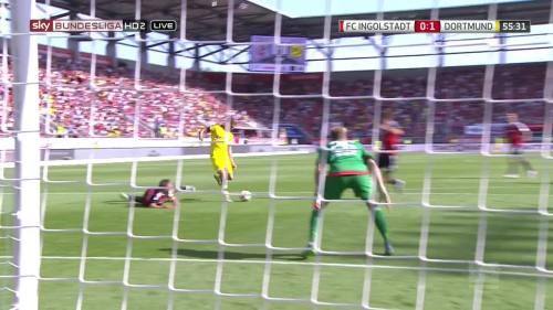 Ginter goal – Ingolstadt v BVB 8
