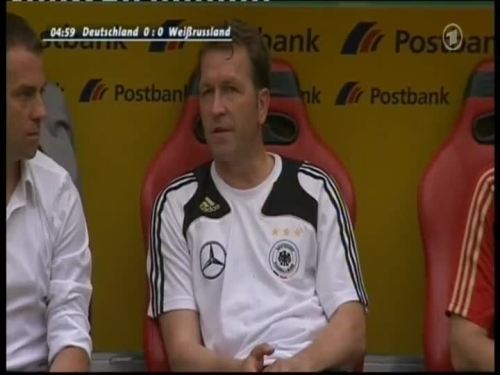 Hansi Flick – Germany v Belarus 1