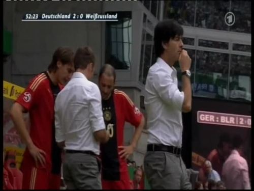 Hansi Flick – Germany v Belarus 24