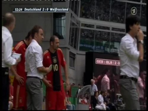 Hansi Flick – Germany v Belarus 25