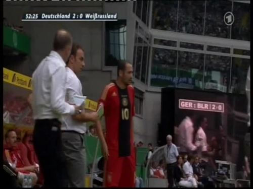 Hansi Flick – Germany v Belarus 26