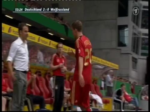 Hansi Flick – Germany v Belarus 27