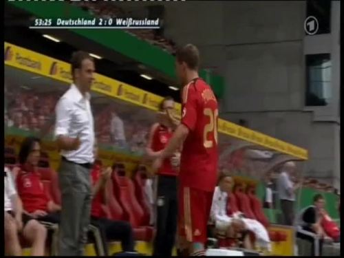 Hansi Flick – Germany v Belarus 28