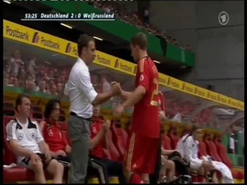 Hansi Flick – Germany v Belarus 29