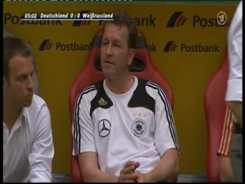 Hansi Flick – Germany v Belarus 3