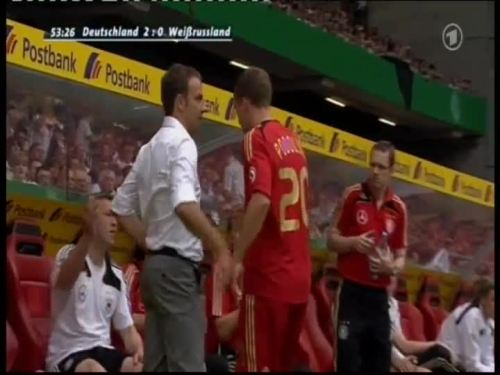 Hansi Flick – Germany v Belarus 30