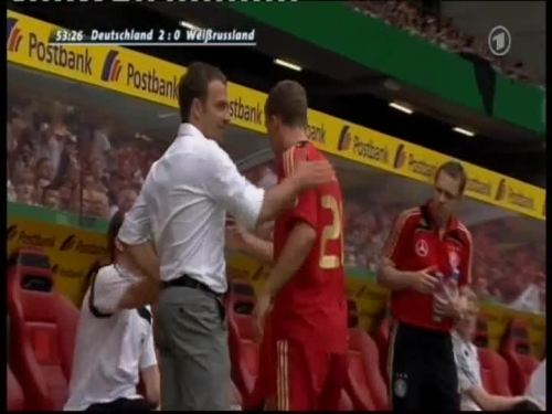 Hansi Flick – Germany v Belarus 31