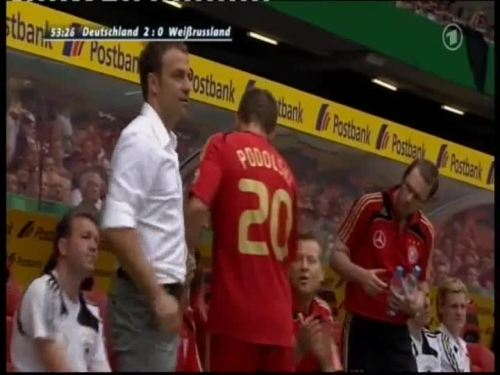 Hansi Flick – Germany v Belarus 33