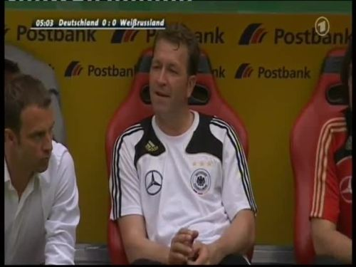 Hansi Flick – Germany v Belarus 4