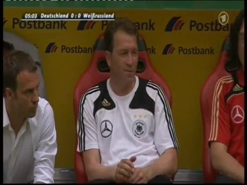 Hansi Flick – Germany v Belarus 5