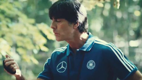Joachim Löw - Bitburger advert 1