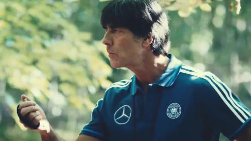 Joachim Löw - Bitburger advert 2
