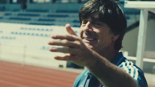 Joachim Löw - Bitburger advert 8