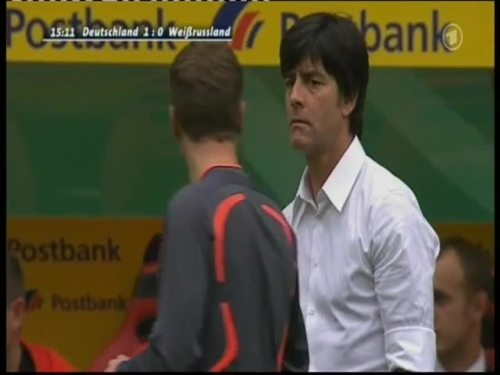 Joachim Löw – Germany v Belarus 10