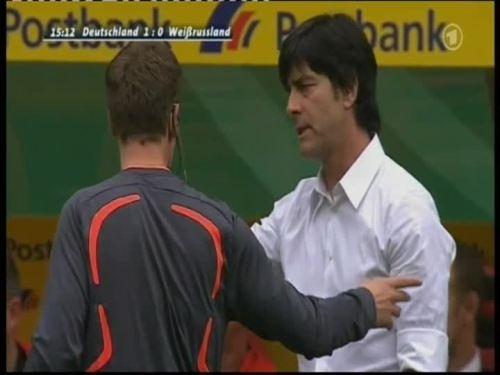 Joachim Löw – Germany v Belarus 11