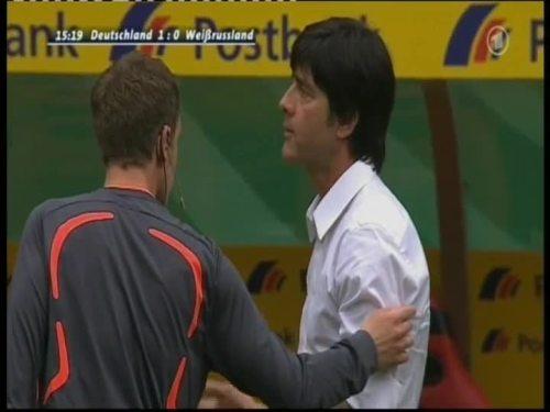 Joachim Löw – Germany v Belarus 16