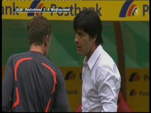 Joachim Löw – Germany v Belarus 17