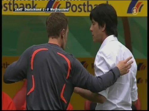 Joachim Löw – Germany v Belarus 2