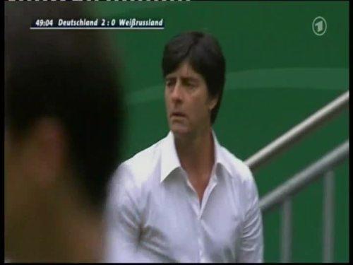 Joachim Löw – Germany v Belarus 22