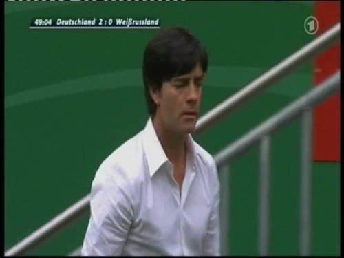 Joachim Löw – Germany v Belarus 23