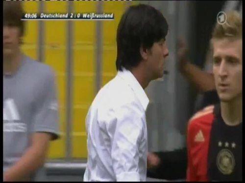 Joachim Löw – Germany v Belarus 24