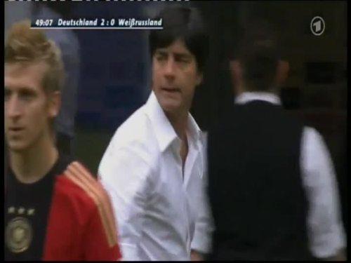 Joachim Löw – Germany v Belarus 25