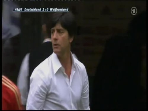 Joachim Löw – Germany v Belarus 26