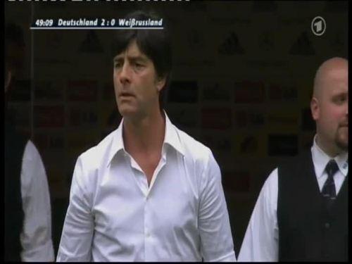 Joachim Löw – Germany v Belarus 27