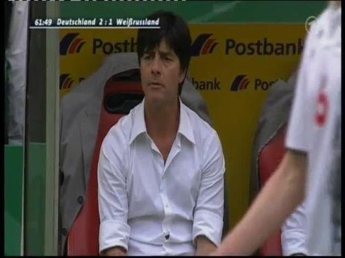 Joachim Löw – Germany v Belarus 31