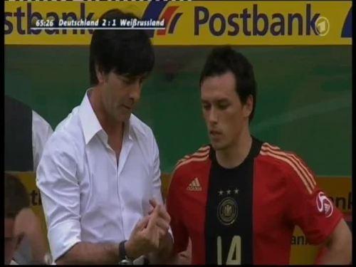 Joachim Löw – Germany v Belarus 33