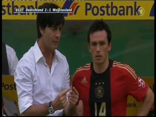 Joachim Löw – Germany v Belarus 34