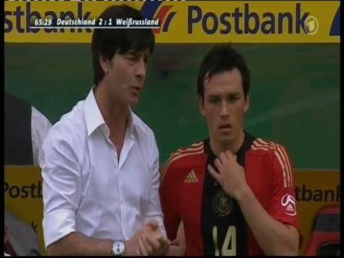 Joachim Löw – Germany v Belarus 35
