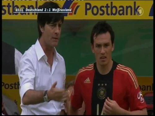 Joachim Löw – Germany v Belarus 37
