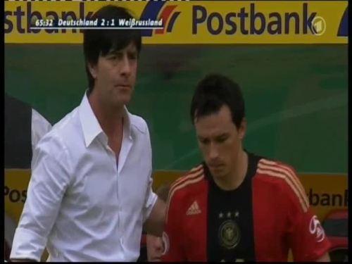 Joachim Löw – Germany v Belarus 38