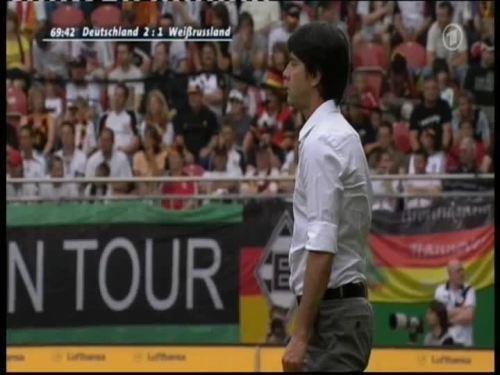 Joachim Löw – Germany v Belarus 39