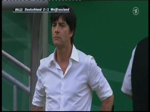 Joachim Löw – Germany v Belarus 41