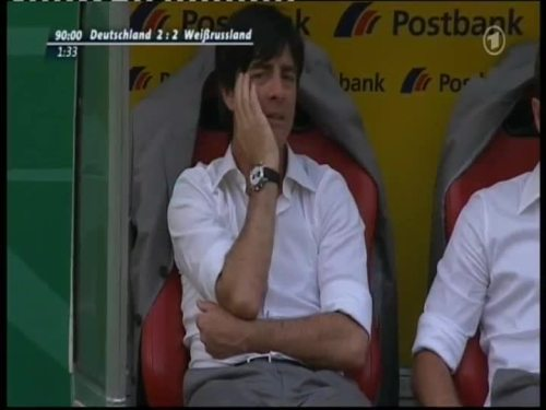 Joachim Löw – Germany v Belarus 44