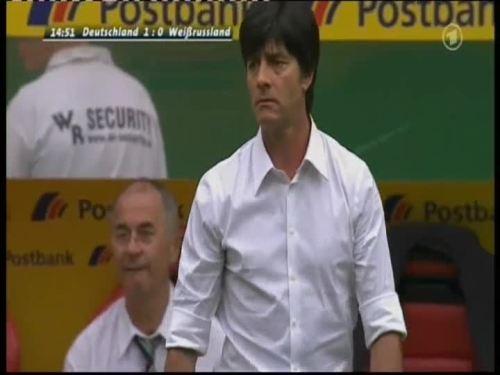 Joachim Löw – Germany v Belarus 6