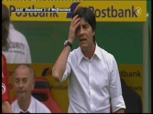Joachim Löw – Germany v Belarus 7