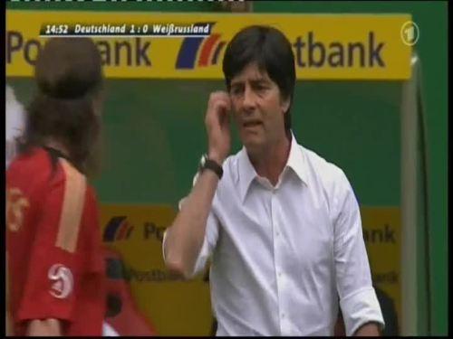 Joachim Löw – Germany v Belarus 8