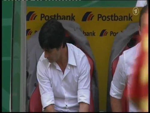 Joachim Löw & Hansi Flick – Germany v Belarus 23