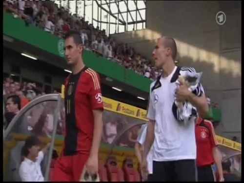 Joachim Löw & Hansi Flick – Germany v Belarus 27