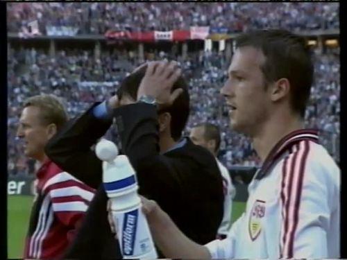 Joachim Löw - VfB Stuttgart v Energie Cottbus 33