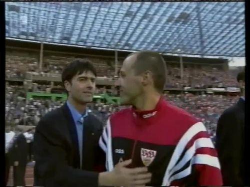 Joachim Löw - VfB Stuttgart v Energie Cottbus 44