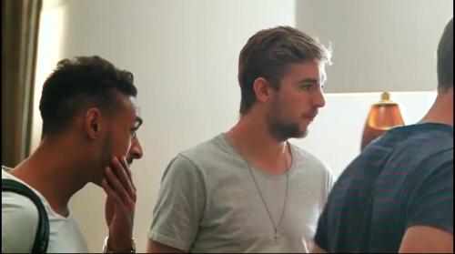Karim Bellarabi & Christoph Kramer - Ankunft in Frankfurt
