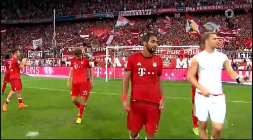Manuel Neuer – Bayern v HSV 5