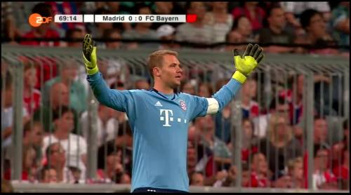 Manuel Neuer – FCB v Real Madrid 10