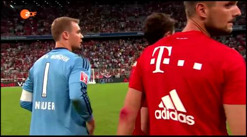 Manuel Neuer – FCB v Real Madrid 13