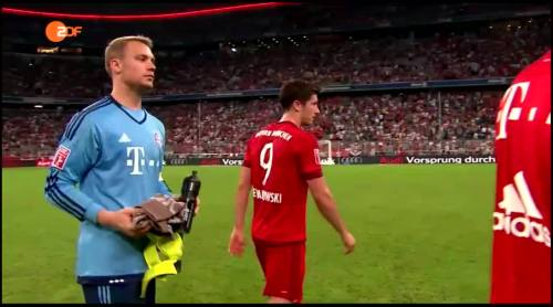 Manuel Neuer – FCB v Real Madrid 15